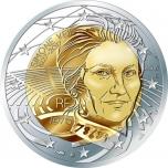Ranska 2€ erikoisraha 2018 - Simone Veil