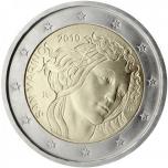 San Marino 2010 2 eur juubelimünt - Sandro Botticelli 500. surma-aastapäev