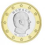 Monaco 1 € 2021