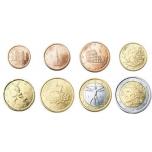 Itaalia käibemündid kilepakendis