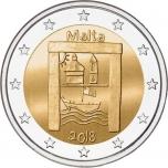 Malta 2€ erikoisraha 2018 - Kulttuuriperintö (coincard)