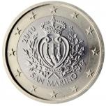San  Marino 1€ 2013.a.