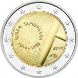 Soome 2014. a 2 € juubelimünt -disaineri ja sisekujundaja Ilmari Tapiovaara 100. sünniaastapäev