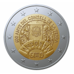 Andorra 2€ commemorative coin 2019 - 600 years of the Council of the Land