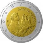 San Marino 2 € 2019.