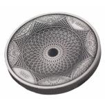 «Taj Mahal»-  Соломоновы Острова 10 $ 2019 г. 99,9% серебряная монета, с антик обработкой, 100 г.