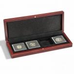 Coin box VOLTERRA for 4 coins in Quadrum capsule