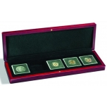 Футляр VOLTERRA для 5 монет в капсуле Quadrum