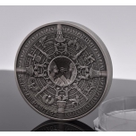 Egyptian Heritage Multiple Layer Coin 1 Kilo Antique finish Silver Coin 25$ Samoa 2019