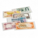 Banknote sheets BASIC (50 pcs pack) 204x123 mm
