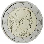 Бельгия  2 €  2017. года
