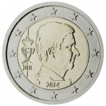 Belgia 2€ 2019