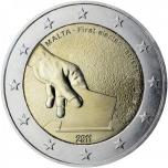 Malta 2011 a 2€ juubelimünt - konstitutsiooniline ajalugu – esmakordne saadikute valimine 1849. aastal