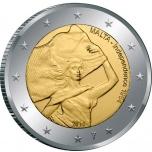 Malta 2014 a 2€ juubelimünt - Malta sõltumatus 1964. aastal
