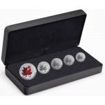 Гимн Канады «O Canada»- 40 лет» - 99.99% серебряная монета Канада 2020 г.
