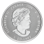 Sünnikuu õnnekivi. Veebruar- Kanada 5$ 2020.a. 99,99% hõbemünt Swarovski® kristallidega 7,96 g