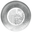 Зальцбургский фестиваль 100 лет -Австрия 20€ 2020 г. 92,5% серебряная монета 20.74 гр