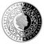 Elupuu - Niue saarte 2 $ 2020.a. 31,1 g  99,9% hõbemünt Preciosa masinlõigatud kristallikividega