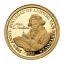 Людвиг ван Бетховен- Фиджи 5 $ 2020 г. 99,99% золотая монета 0,5 гр