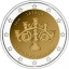 Läti euromündikomplekt 2020.a. Latgale keraamika (5,88€)