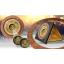 Фриз американской истории от посадки Колумба до зарождения авиации - Соломоновы острова 0,5 $ 2021 Набор из 19 медных монет, 62,2 г