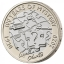 Agatha Christie: 100 Years of Mystery 2020 UK £2 Brilliant Uncirculated Coin