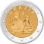 Italy 2€ commemorative coin 2021 -Thanks you! Healthcare