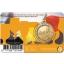 2 1/2 € юбилейная монета 2021 г.Бельгия  - 5 лет нематериального наследия бельгийской пивной культуры