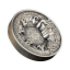 Multiple Layer 1 kg 99,9% silver coin Maya Heritage