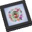 """""""Божья коровка""""  Палау 5$ 2021 г. 99,9% серебряная монета с цветной печатью, 1 унция"""