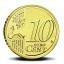 Alankomaat 10 senti 2021. v. - virallinen blister pakkaus