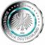 Германия 2020.г. 5 € монетa «Субарктическая климатическая зона»