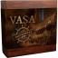 Vasa Grand Shipwrecks in a History 2 oz Antique finish Silver Coin 5$ Niue 2021