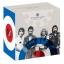 The Who. Music Legends collection. UK 25£ 2021 1/4 oz gold coin