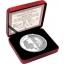 Год Тигра 2022 г. - Токелау, 5$ 99.9% серебряная монета с зеркальным  изображением.  31.1 г.
