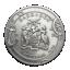 """""""Fernão de Magalhães 500 vuotta syntymästä"""" -  Barbados 2021.v. 5 $ 99,99% hopearaha, antiikkipatinointi, 3 unssi"""
