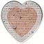 """""""Armastuse tähtpäev"""" - Fiji 1$ 2018.a 99,9% bi-metallist 99,9% hõbemünt vasest südamekujulise elemendiga, 37.4 g"""