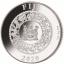 Rotan vuosi 2020 - Fiji 10 $ 99,9% hopearaha, 1 unssi, aito helmi ja kultaus