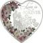 Igavene Armastus  -  Tokelau 1$ 2018.a. südamekujuline 99.9% hõbemünt, 20g