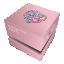 Celebration of Love -Swarovski Crystal Canada 3$  2020 99,99% Silver Coin  7,96 g
