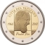2 € юбилейная монета 2018  г.Ватикан  - 50 лет со дня смерти Падре Пио