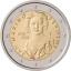 San Marino 2018 2 eur juubelimünt -  Gian Lorenzo Bernini 420. sünniaastapäev