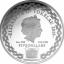 """Sea aasta 2019 - """"Peegelpilt"""", Tokelau 5 $, 99,9% hõbemünt, 31,1 g"""