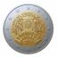 Andorra 2€ erikoisraha 2019 -600 vuotta parlamentin perustamisesta Andorraan