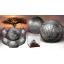 """«5 значительных животных Африки"""" - Джибути 2000 франков 2019.г. сферическая 99.9% серебряная монета с антик обработкой . 1 килограмм"""