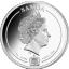 Diana, Walesi printsess- Saalomoni saarte 5 $ 2019.a  1 untsine  99,9% hõbemünt