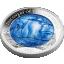 1000 ЛЕТ  открытия американского континента, Лейф Эрикссон - Соломоновы острова 25$ 2020  99,9% серебряная монета с со вставкой из натурального перламутра, 5 унции