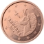 Евро монеты Андорры  - комплект