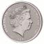 Taj Mahal - Saalomoni saarte 10 $ 2019.a antiikviimistlusega 99,99% hõbemünt, 100 g
