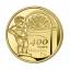 2 1/2 € юбилейная монета 2019 г.Бельгия  -Пи́сающий мальчик 400-лет
